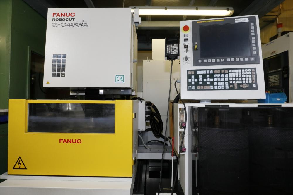 Electroérosion par fil Robocut Fanuc A - c400iA